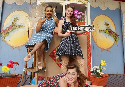 AYT Brighton Fringe 2016: Les FemmesCircus