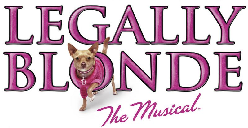News: OMG you guys!!! Legally Blonde The Musical is going on tour!